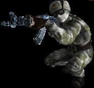 Fo3OA Chinese Rifleman