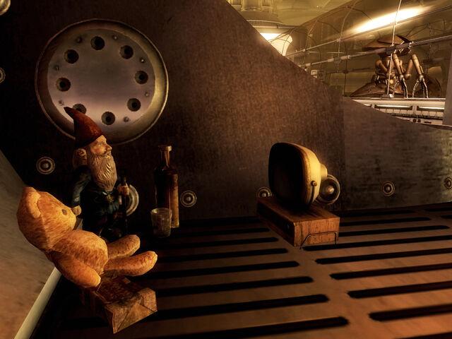 File:Bear and gnome.jpg