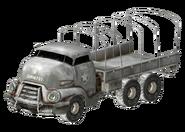 Winterized Military Truck