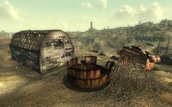 Raider farmhouse