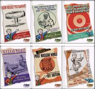 Fallout tactics promotional posters