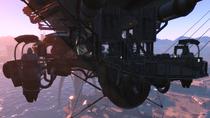 Prydwen launch trailer closeup