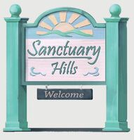 Fo4 Sanctuary Hills Sign Art