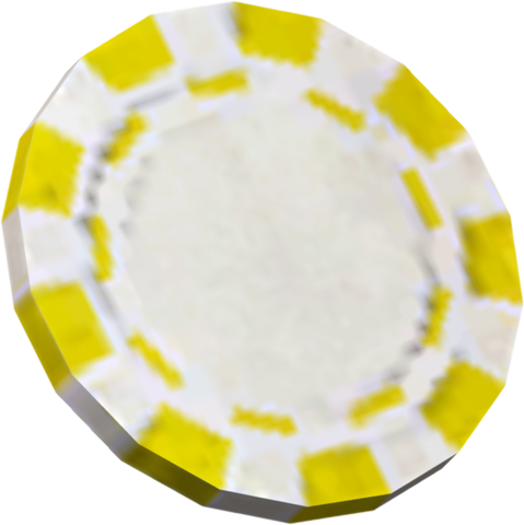 File:Yellow poker chip.png