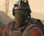 FO4 Road Goggles with helmet and bandana