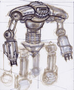 Sentry bot CA3