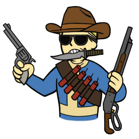 File:Cowboy Colored.png