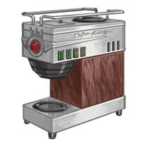 Coffee machine CA