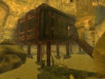 Sulfur cave V19 interior