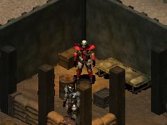 Raider Lieutenant