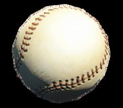 Collectible baseball