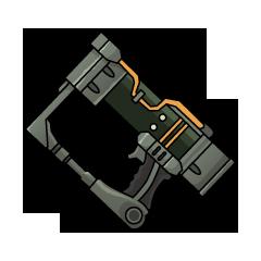 FoS laser pistol