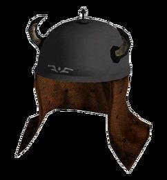 Great Khan spike helmet