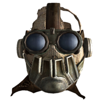 Lobotomite mask and goggles