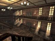 Lodge stairs
