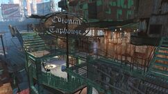 FO4 Colonial Taphouse