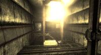 Fo3 Taft tunnels scenery