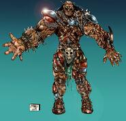 Super mutant opponent