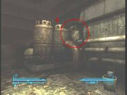 Taft Tunnels Secret Area 2