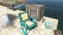 FO4 Fort Strong caps stash