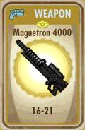 FoS Magnetron 4000 Card