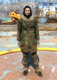 Fo4Scavenger Outfit