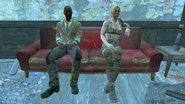 Fo4 Ron Staples on bench