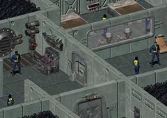 Vault 13 citizen Level 1