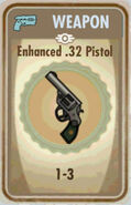 Fos Enhanced .32 Pistol Card