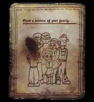 Eliza family drawing