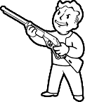 File:Lever-action rifle icon.png