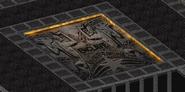Enclave floor symbol Oil Rig