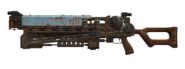 FO4 Scoped high capacity Gauss rifle