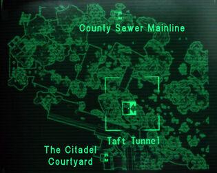 Taft Tunnel loc.jpg