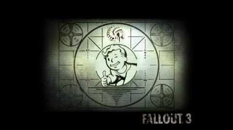 Fallout 3 Soundtrack - I dont want to set the World on Fire
