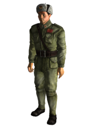 Fo3 Chinese Commando Prewar