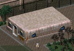 Vault City Customs Office