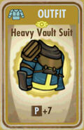 FoS Heavy Vault Suit Card