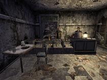 GK hideout interior