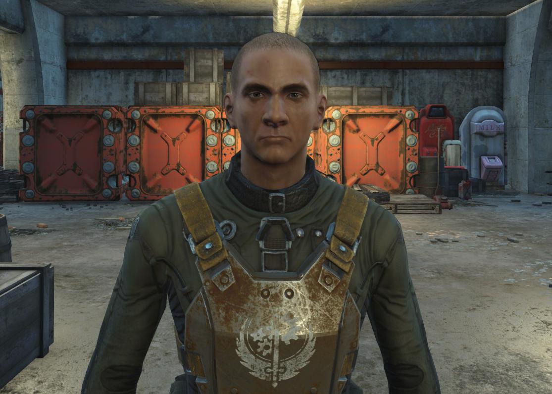 D. Clarke | Fallout Wiki | Fandom powered by Wikia