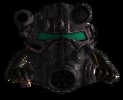 Scorched Sierra Power Helmet