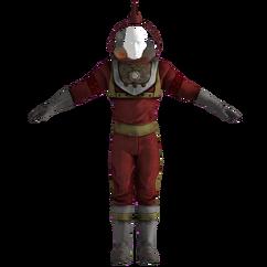 FNV space suit