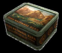 Li'l Scout lunchbox