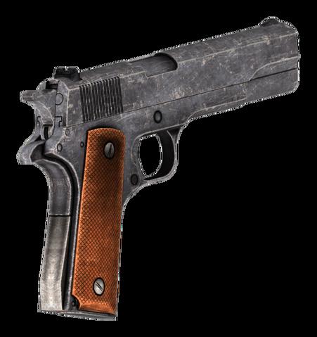 File:.45 Auto pistol unused iron sights.png