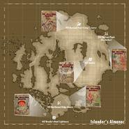 FO4FH Islander's Almanac Map
