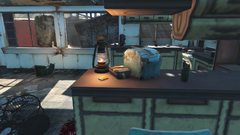 FO4 West Everett Estates Hammer holodisk