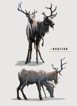 Art of FO4 Radstag