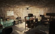 Fo4 location Boston City Works Beacon top room