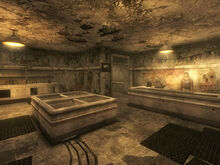 Westside Coop interior