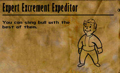 Expert Excrement Expeditor